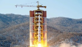North Korea triggers fresh fury with space rocket launch