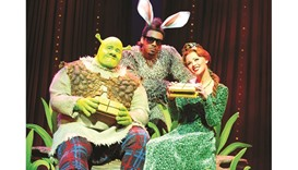 Shrek the Musical coming to Doha