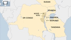 At least 15 dead in inter-ethnic clashes in east DRCongo