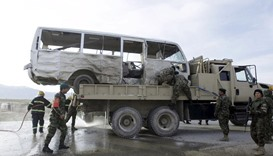 US troop reinforcements head for embattled southern Afghan province