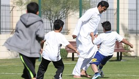 Country celebrates National Sport Day with several activities