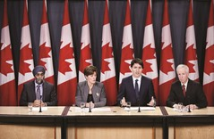 Canada to end air strikes on Feb 22