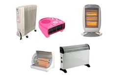 MoI cautions on use of heaters