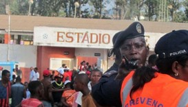 17 dead in stampede at Angolan football stadium
