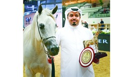 Mountaser Laffan, Deenara Al Waab are champions