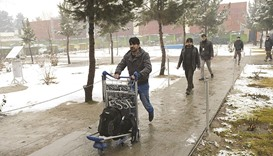 Afghan repatriated from Germany wounded in Kabul attack