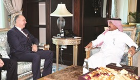 Official meets Mufti