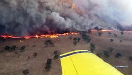 Australia warns of disastrous bushfires amid heatwave