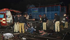 Blast kills at least 13 in Lahore, 83 injured