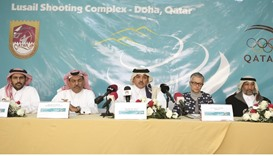 Nearly 300 shooters to gun for glory at Qatar Open