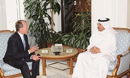 PM meets chairman of Cisco Systems