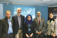 Al Rayan Bank UK, Islamic Relief join hands to support enterprise and empower communities
