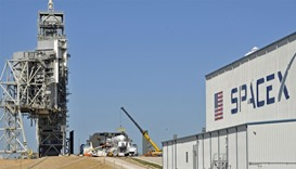 SpaceX poised to launch cargo from historic NASA pad