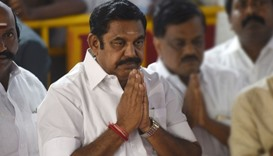 New chief of south India state wins bitter confidence vote