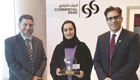 Commercial Bank wins 'Best investor relations' award