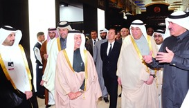 HE the Deputy Prime Minister and Minister of State for Cabinet Affairs Ahmed bin Abdullah bin Zaid a