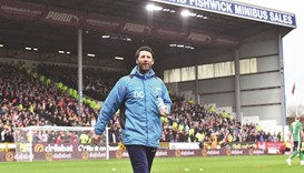 Lincoln's Cowley focuses on North Ferriby first as Wembley beckons