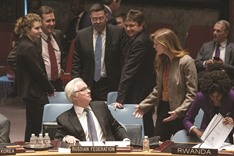 Russia's UN envoy passes away suddenly in New York