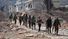 Turkish military says 44 IS militants killed in Syria
