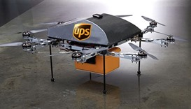 UPS drone deliveries