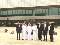 Goic, KAUST discuss cooperation to support GCC industries