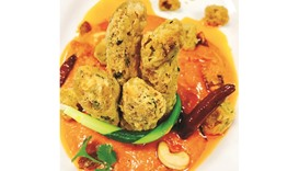 Govind Gatta Curry. Photo by the author
