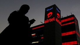 Bharti Airtel office building in Gurugram