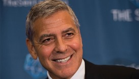 Father-to-be Clooney 'will stop going to war zones'