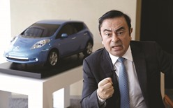 Ghosn resigns as Nissan CEO, stays as chairman