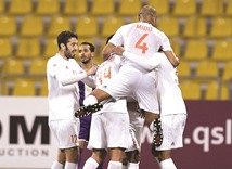 Own goal gives Umm Salal lucky victory over Muaither