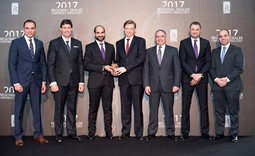 Recognition for Rolls-Royce Motor Cars Doha