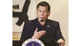 Duterte: keen on strong China ties