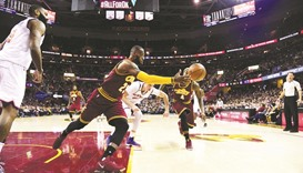 Warriors, Cavaliers return from All-Star break with wins