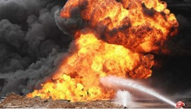 At least 30 killed in Nigeria pipeline fire