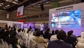 One of the scenes during a previous Qitcom event.