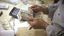 Egypt burdened by own success as foreigners get tired of pound rally