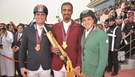Qatar's Sheikh Ali wins Emir's Sword in glorious fashion