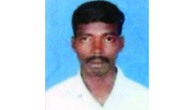Indian worker missing for more than two months