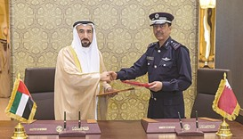 Doha hosts first meeting of Qatar-UAE security panel