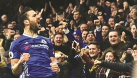 Resurgence of Fabregas asserts substance of Conte's style