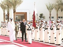 Qatar, Azerbaijan sign pacts to boost bilateral relations