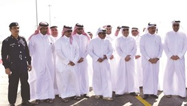 Ashghal opens road linking Hamad Port and Truck Route