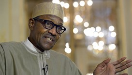 Nigeria's president requests extended medical leave