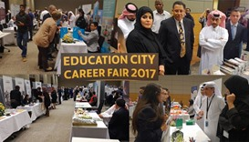 Education City Career Fair 2017