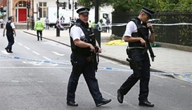 UK terrorism arrests soar to record level after attacks this year