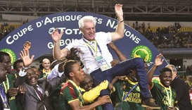 Cameroon look to the future after unlikely triumph