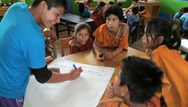 Peru in fight to save its endangered languages