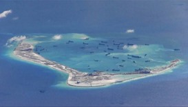 China likely to build more islands: Philippines