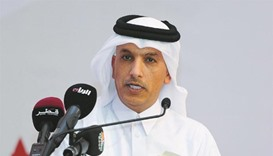 Qatar's financial sector stays strong despite siege: Al-Emadi