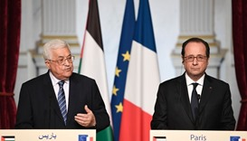 Abbas calls Israeli settler law an 'attack' on Palestinians